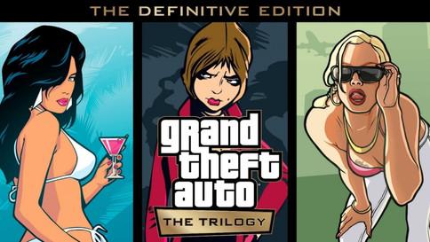 GTA Trilogy tem preço e data de lançamento revelados