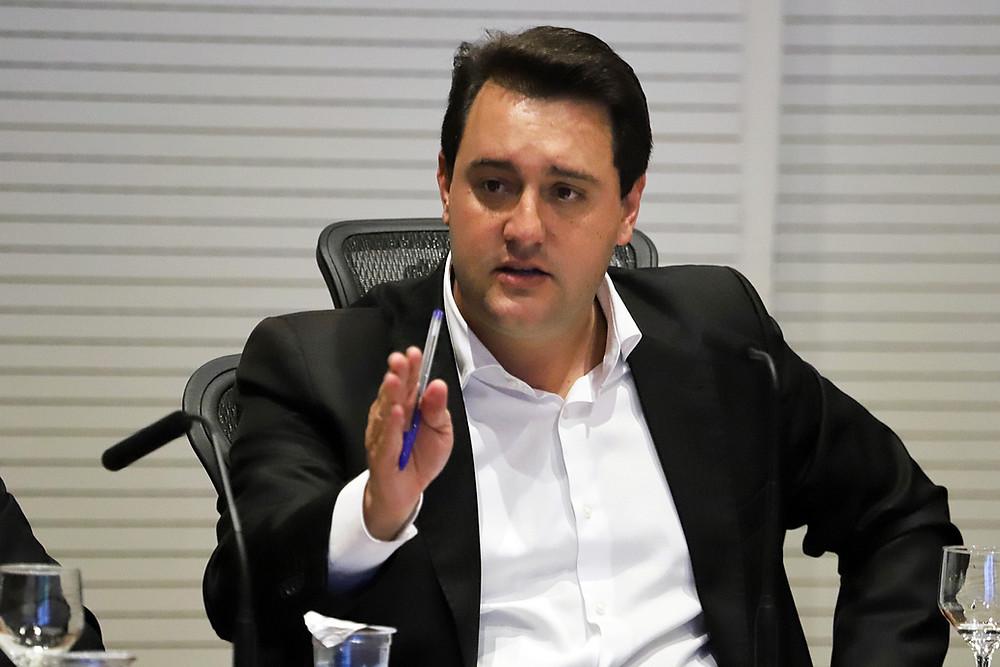 Ratinho Jr. nomeia equipe da Segurança Pública