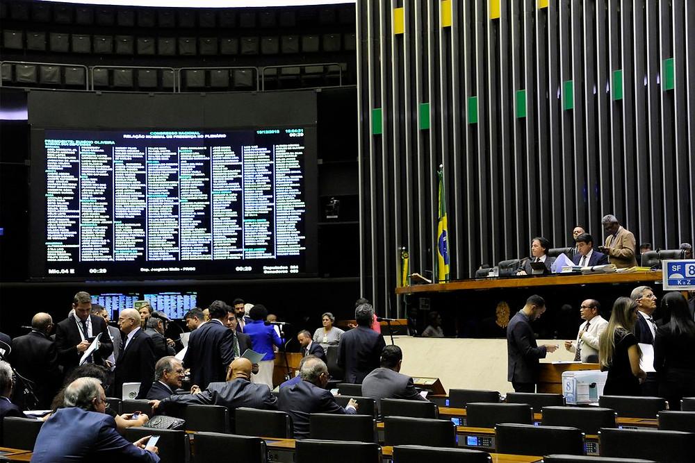Congresso aprova Orçamento de R$ 3,38 trilhões para 2019