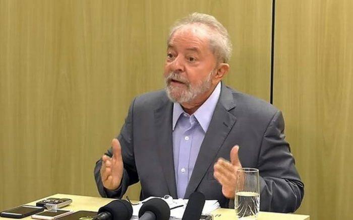 Segunda turma do STF julga liberdade de Lula no dia 25