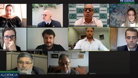Audiência debateu carga tributária no Paraná