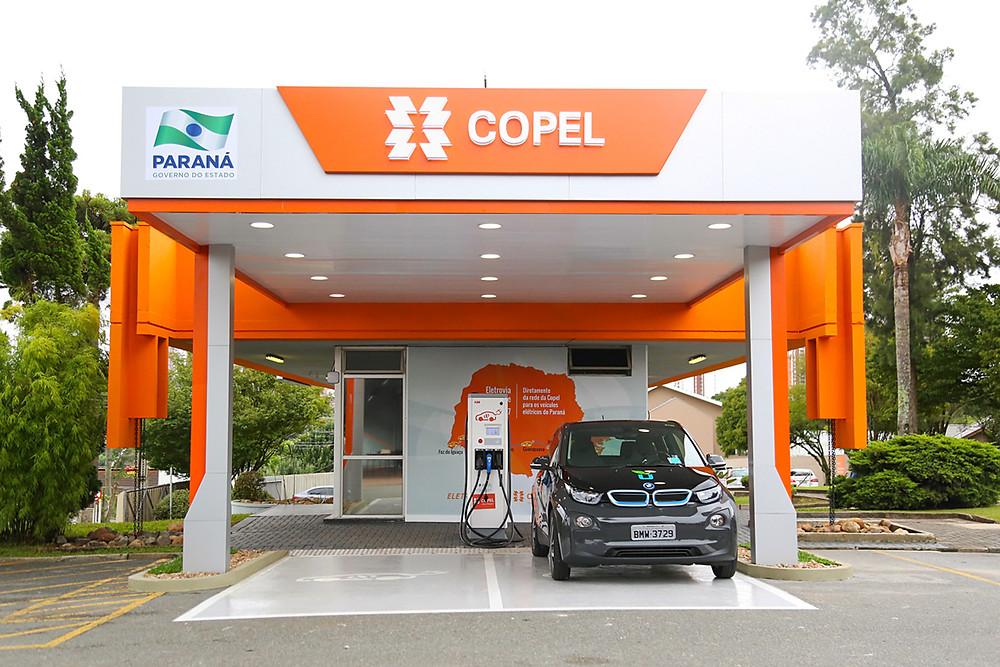 Copel inaugura a maior eletrovia do país