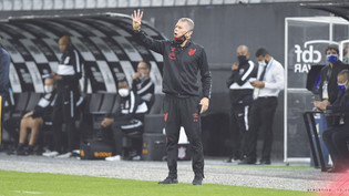 Paulo Autuori busca treinador para o Athletico