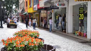 Cenário econômico em Curitiba já apresenta melhora