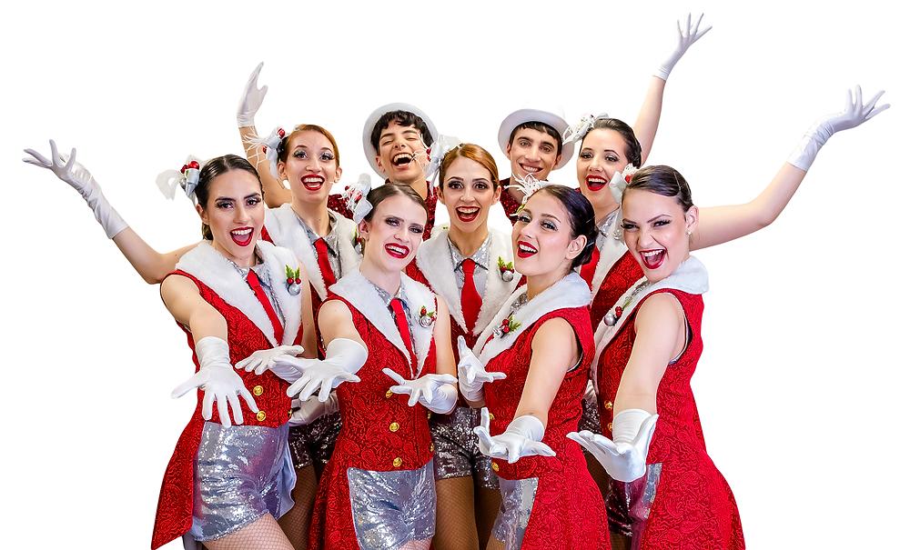 Espetáculo inspirado nas Rockettes de Nova York estreia em Curitiba