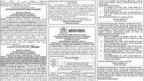 Publicidade Legal | Edital - 04/12/2020