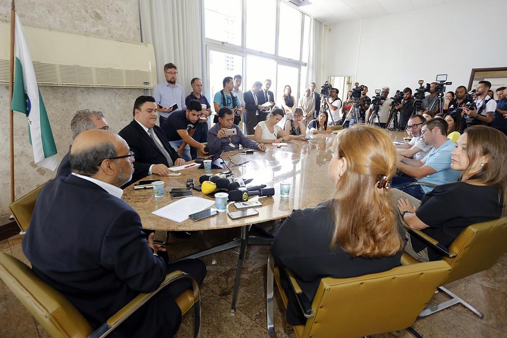 Governo Ratinho cria força-tarefa para avaliar situação financeira