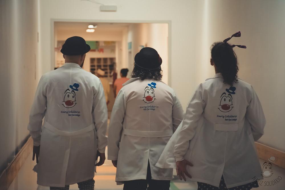 Exposição mostra como palhaçaria pode ajudar pacientes