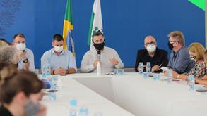 Prefeituras da RMC terão plano único de ação contra a pandemia