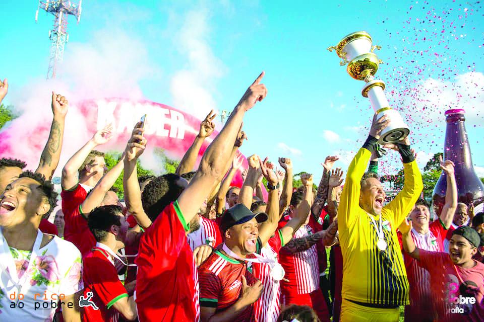 Trieste vence o Iguaçu e é conquista o título da Suburbana