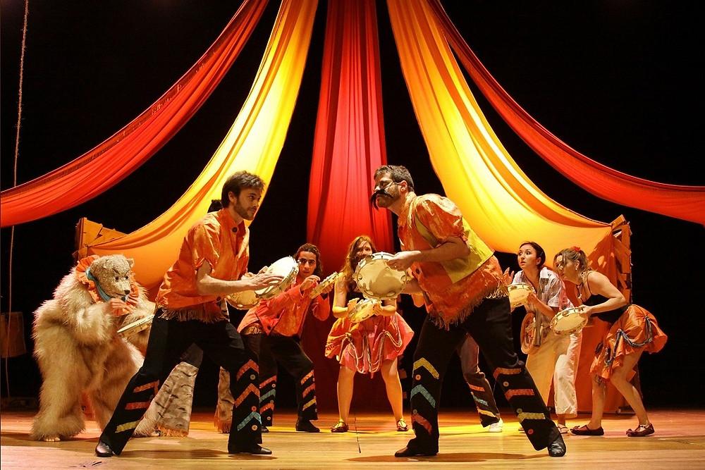 Caixa Cultural recebe espetáculo inspirado em Jorge Amado