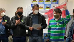 Anibelli Neto é eleito para presidir o MDB do Paraná