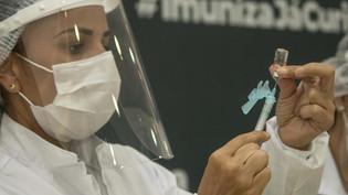 Vacinação na cidade será retomada para pessoas com 85 anos