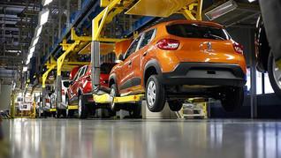 Renault paralisa produção em São José dos Pinhais por falta de componentes