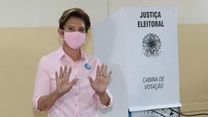 Professora Elizabeth vence o segundo turno em Ponta Grossa