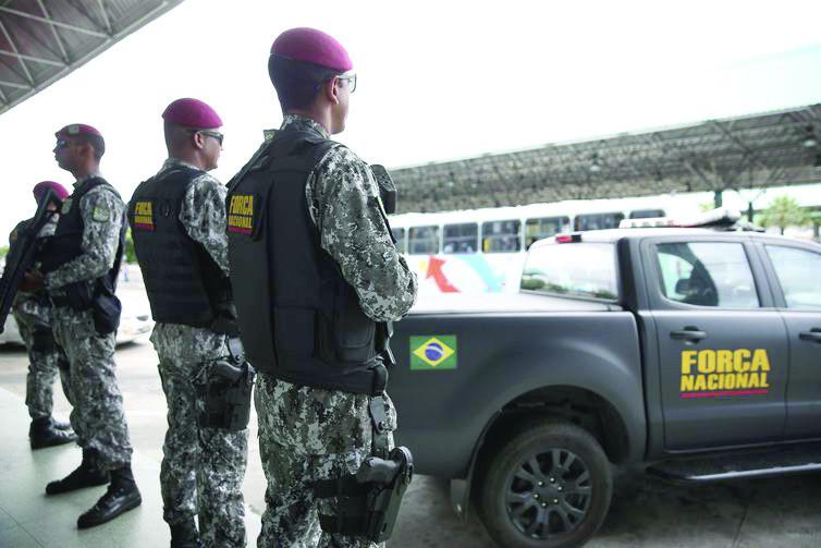 Polícia já prendeu 86 suspeitos de ataques no Ceará