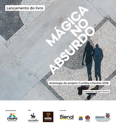 Curitiba Literária lança antologia Mágica no Absurdo