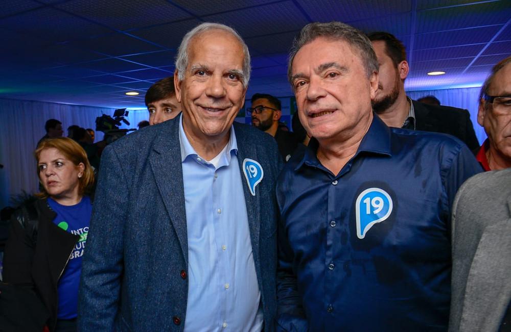 Álvaro Dias é lançado candidato à Presidência