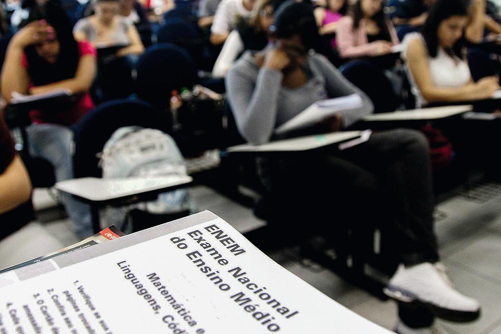 MEC aguarda 5,5 milhões de candidatos no Enem