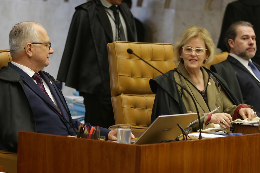 Fachin libera para julgamento pedido de liberdade de Lula