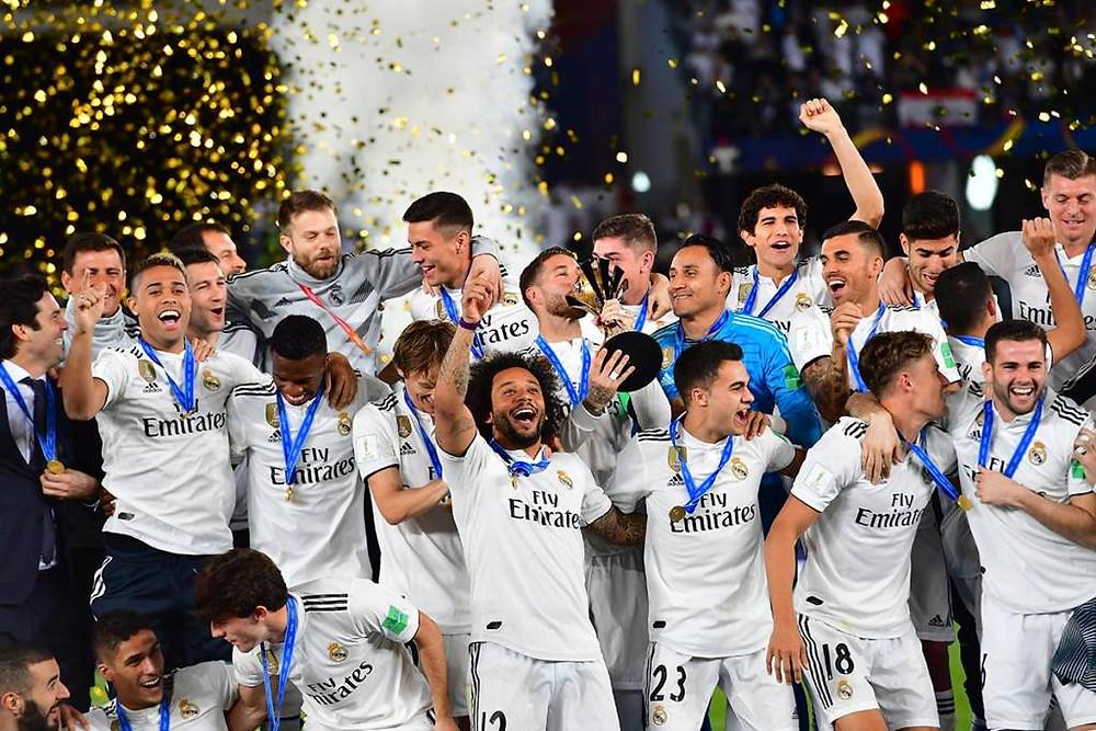 Real Madrid goleia Al Ain e ganha 3º Mundial seguido