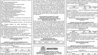 Publicidade Legal | Edital - 04/03/2021