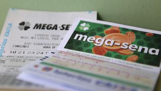 Nenhuma aposta acertou as seis dezenas da Mega-Sena