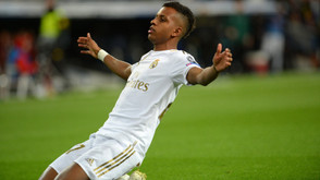 Real Madrid vence na Champions League e Rodrygo é destaque na partida