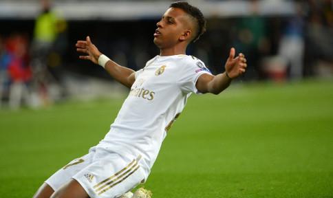 Real Madrid vence na Champions League e Rodrygo é destaque na partida