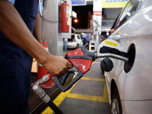 Preço médio da gasolina sobe para R$ 4,65