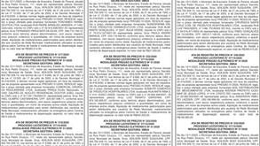 Publicidade Legal | Edital - 27/11/2020
