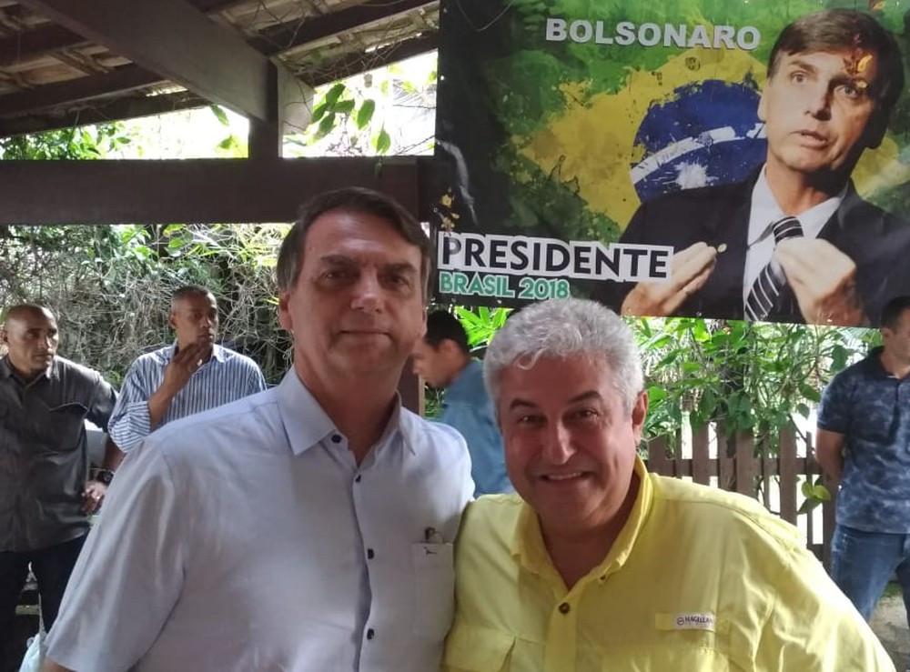 Astronauta Marcos Pontes confirma convite para ser ministro