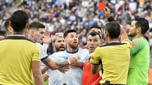 Messi diz que Copa América está armada para o Brasil