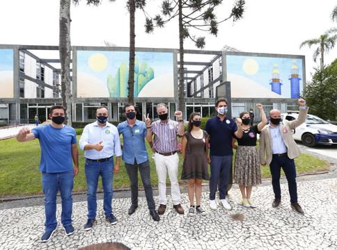 Candidatos de oposição anunciam manifestação na Boca