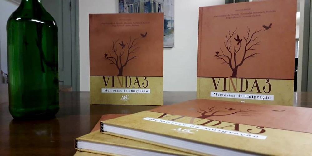 Livro sobre imigração no Paraná será lançado no dia 25