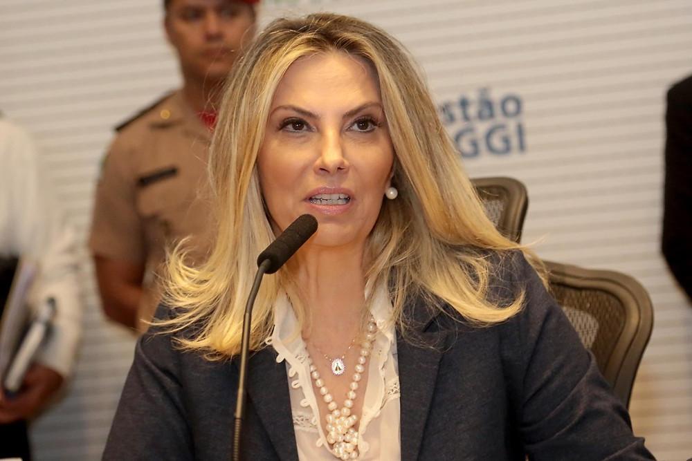 Cida Borghetti não divulga dados do governo