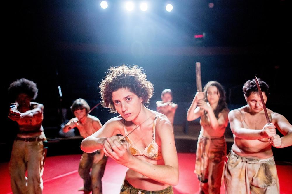 Curitiba recebe peça que discute Guerrilha do Araguaia