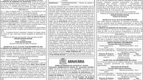 Publicidade Legal | Edital - 26/11/2020