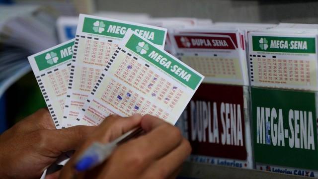 Mega-Sena acumula e prêmio vai a R$ 45 milhões