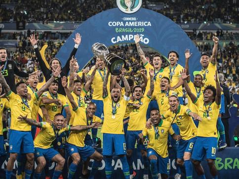 Conmebol garante Copa América ainda em 2021
