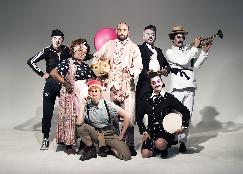 Mostra de Repertórios traz a Curitiba 16 espetáculos gratuitos