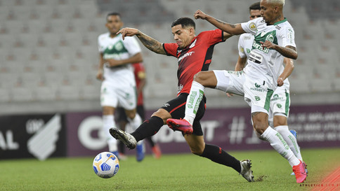 Athletico vence o Juventude e quebra sequência ruim no Brasileiro