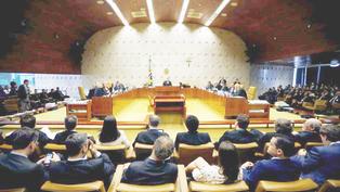 Crise federativa faz STF decidir em favor dos Estados