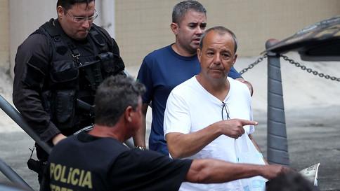 Cabral pede ao STF que anule condenação imposta por Moro