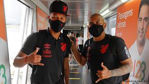 Athletico terá a volta de oito jogadores contra o Fluminense