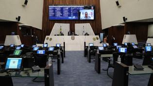 Assembleia retoma sessões plenária na segunda-feira