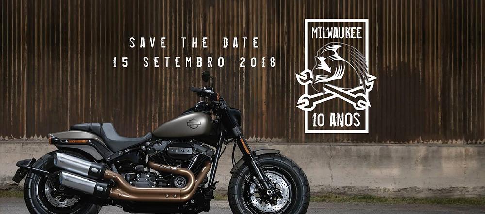 Encontro de Custom Harley Davidson vai agitar Curitiba