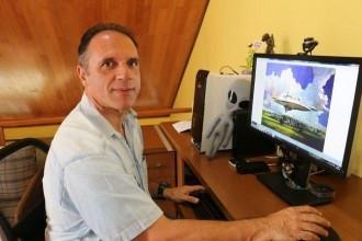 Ufólogo paranaense faz palestra sobre presença de ETs ao longo da história