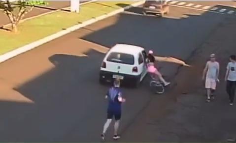 Dois homens viram réus por ataque a ciclista no interior do Paraná