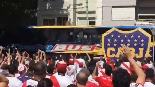 Conmebol adia final da Libertadores entre River e Boca